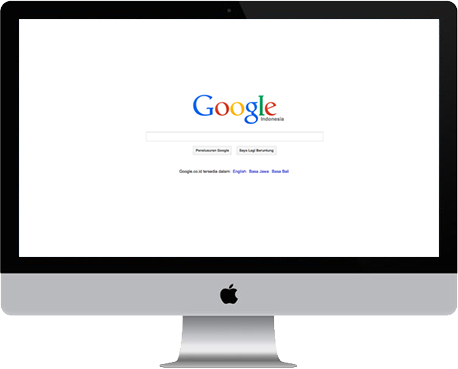 Google Search Engine Preview